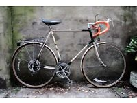RALEIGH MEDALE, 25 inch, 64 cm, vintage racer racing road bike, 10 speed