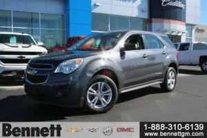 2011 Chevrolet Equinox LS - Great on gas