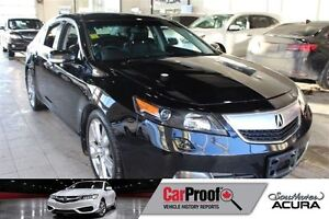 2012 Acura TL Elite, AWD, Leather, Navigation and Sunroof