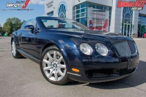 2007 Bentley Continental **IN STOCK**GTC**CONVERTIBLE**CLEAN CAR
