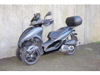 Piaggio MP3 300 yourban sport lt 2012 fsh