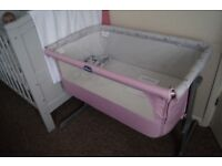 Chicco Next2Me Crib in Princess