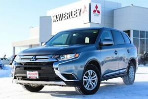 2016 Mitsubishi Outlander *150 b/w taxes in/AWC!!