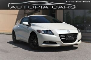 2011 Honda CR-Z HYBRID/NO ACCIDENT/CERTIFIED