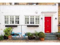 2 bedroom house in Queens Gate Mews, London, SW7 (2 bed)