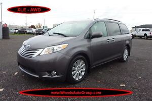 2011 Toyota Sienna 5dr V6 Limited 7-Pass AWD