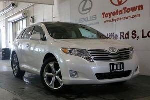 2012 Toyota Venza V6 AWD TOURING LEATHER MOONROOF BACKUP CAMERA