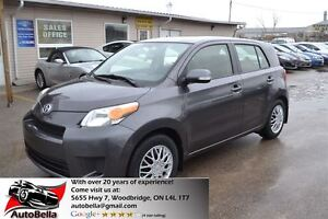 2012 Scion xD ONE OWNER NO ACCIDENT