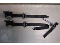 KIA SPORTAGE III 3 FRONT SEAT BELTS AND PRETENSIONER 2012-2015 MODELS