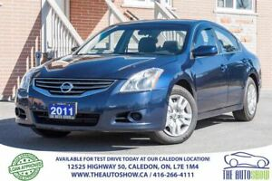 2011 Nissan Altima 2.5 S | SERVICE RECORD | PUSH START | POWER G