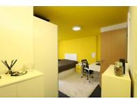 1 bedroom in ***BRAND NEW DEVELOPMENT FULLY FURNISHED EN SUITE LUXURY STUDENT HALLS***