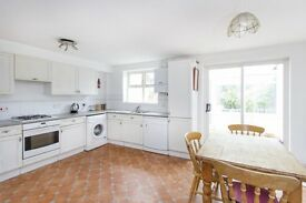 Big 4 bed house with Garden on Tooting Bec Common Av: 27/2 CHEAP £2100