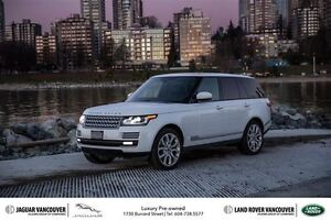 2013 Land Rover Range Rover Supercharged (SC)