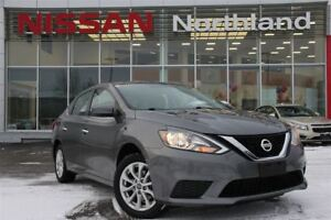 2016 Nissan Sentra 1.8/SV/Sunroof/Heated Seats/Bluetooth