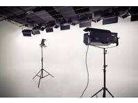 Video Broadcast and Production Studios available for HIRE in Battersea, London