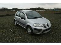 Citroen C3 * Silver * MOTed