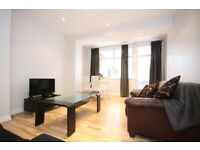 A three bedroom apartment located in this exclusive Lancaster Gate location.
