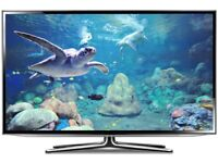 Samsung 50inch smart led Full HD 1080p. Wifi built in. Immaculate. Can be seen working.