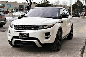 2013 Land Rover Range Rover Evoque Dynamic/ NO ACCIDENT/Limited
