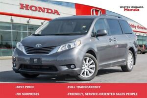 2014 Toyota Sienna XLE 7 Passenger | Automatic