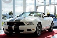 2011 Ford Mustang V6 CONVERTIBLE PREMIUM CUIR MAGS