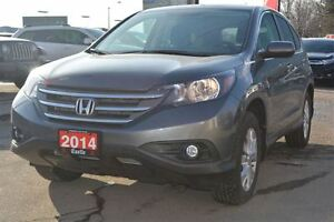 2014 Honda CR-V EX/SUNROOF/BLUETOOTH.HEATED SEATS!