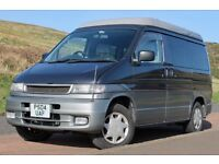 Mazda Bongo Friendee – Low Mileage – 2.5 Litre Automatic 4WD Diesel