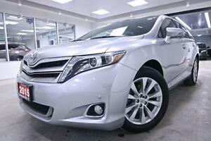 2015 Toyota Venza LIMITED, AWD, NAV, LEATHER, JBL AUDIO, BACK UP