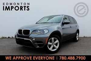 2011 BMW X5 3.5I | CERTIFED |  PANORAMIC ROOF | ONLY 81 KMS
