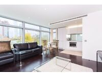 STUNNING 1 BED 1 BATH PRIVATE BALCONY, NEAR DLR IN Pan Peninsula Square West Tower Canary Wharf E14