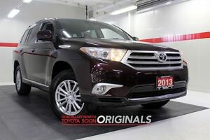 2013 Toyota Highlander 4WD DON VALLEY NORTH ORIGINAL