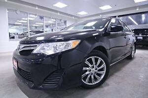 2012 Toyota Camry LE, NAV, ALLOYS, POWER GROUP,  SERVICE HISTORY