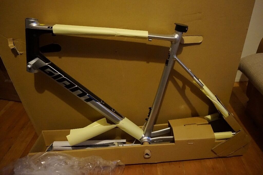 Giant Defy 1 Road Bike Frame and Fork Only - Brand New in Box - RRP ...