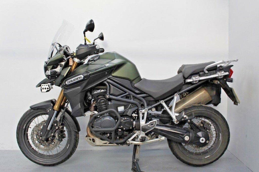 triumph tiger explorer xc 1200 in romford london gumtree. Black Bedroom Furniture Sets. Home Design Ideas