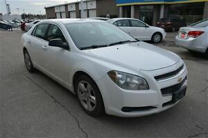 2012 Chevrolet Malibu LS WITH POWER DRIVER SEAT