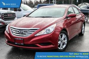 2011 Hyundai Sonata GL Heated Seats and Air Conditioning
