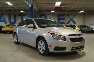 2014 Chevrolet Cruze 2LT, Leather, Heated Seats, Bluetooth