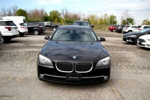 2009 BMW 7 Series i CERTIFIED & E-TESTED! HEADS UP+NAV+SUNROOF++