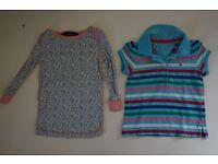Tommy Hilfiger & Ralph Lauren baby shirts