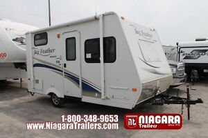 2012 Jay Feather Ultra Lite 165 Travel Trailer