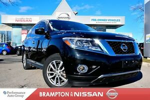 2015 Nissan Pathfinder SL *Navigation, Blind Spot, Heated Seats*