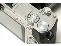 Sony alpha 6000 and Sony 35mm F1.8 OSS bundle