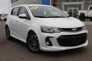 2017 Chevrolet Sonic LT Turbo RS|Sun|Pwr Heat Seat|Keyless Entry