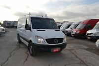 2010 Mercedes-Benz Sprinter Sprinter 2500 Clean Carproof