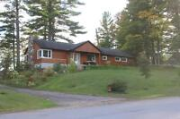 Waterfront Home for Rent - Bancroft
