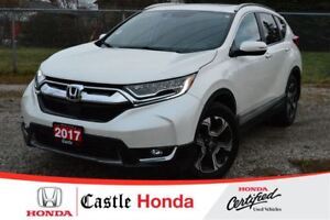 2017 Honda CR-V Touring/ACCIDENT FREE! MINT CONDITION!