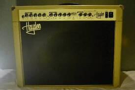 Hayden valve guitar amp