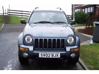 jeep 3.7ltr with lpg cheap to run on gas