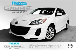 2013 Mazda MAZDA3 GS + BLUETOOTH HEATED SEATS + CRUISE CONTROL