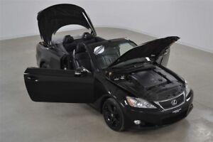 2010 Lexus IS250C Convertible GPS*Cuir*Bluetooth*Camera de Recul